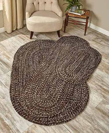Braided Chenille Rug Collection