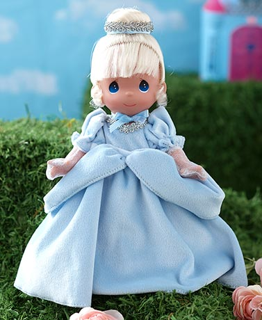 Precious Moments®  Cinderella Fairy Tale Doll