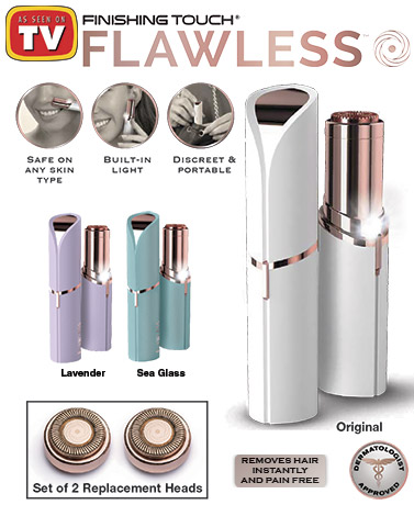 Finishing Touch® Flawless™ or Flawless™ Colors