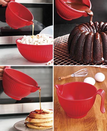 Nordicware® Micro Mix and Melt Bowl