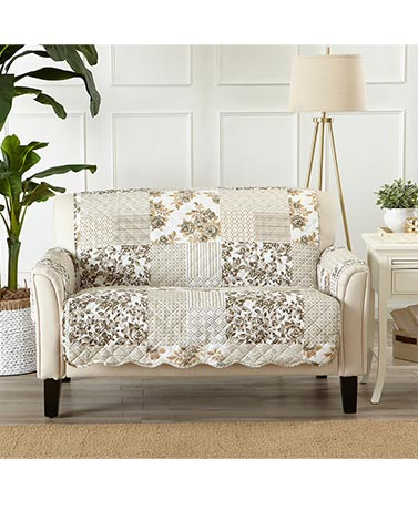 Quilted Cottage Furniture Covers
