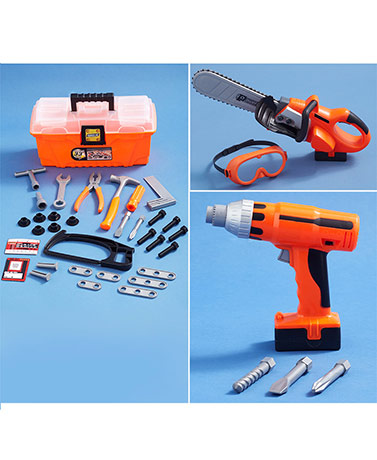 Sound Power Tools or Toolbox Playset