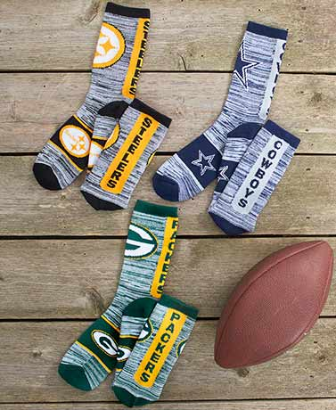 Men's NFL Athletic Crew Socks