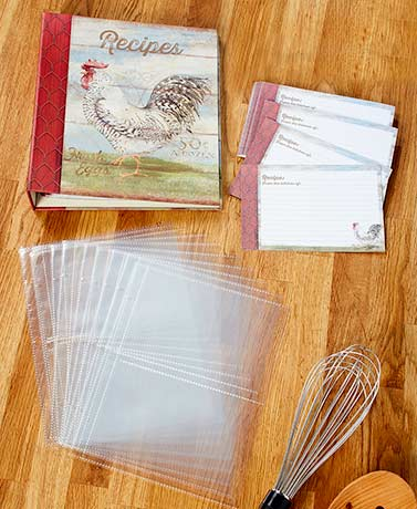 Favorite Recipes Binders or Refills