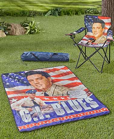 Licensed Camp Chairs or Throws