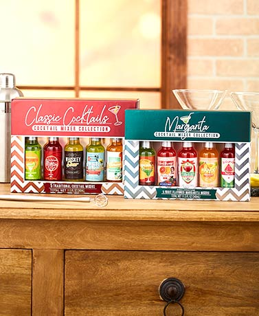 Cocktail Mixer Gift Sets