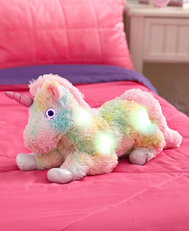 Magical Sparkle Light and Sound Unicorn