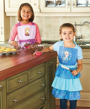 Kids' Disney Aprons