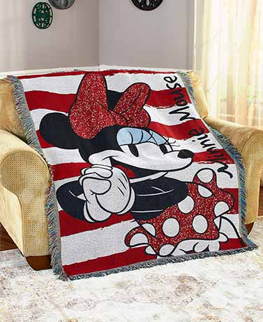 Classic Disney Tapestry Throws