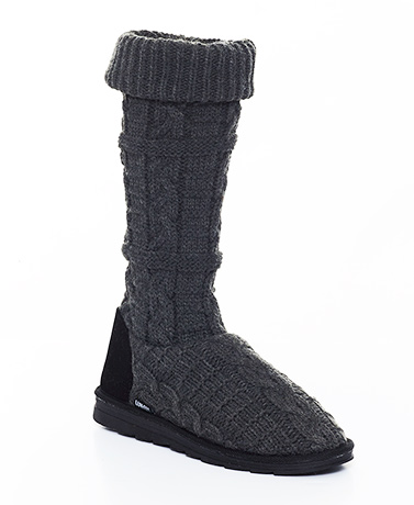LUK-EES by MUK-LUKS® Women's Knit Boots