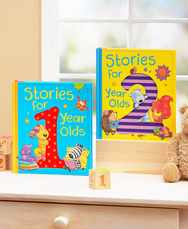 Stories for One- or Two-Year-Olds Books