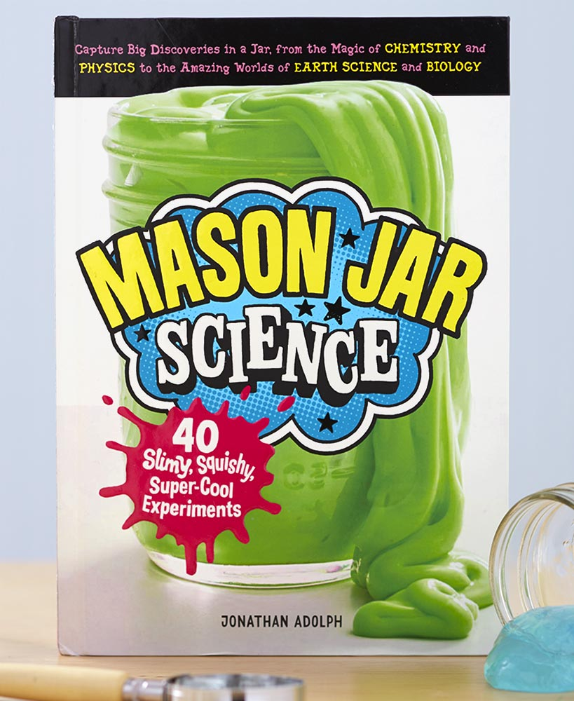 Mason Jar Science Book