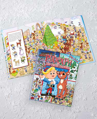 Look and Find® Christmas Books