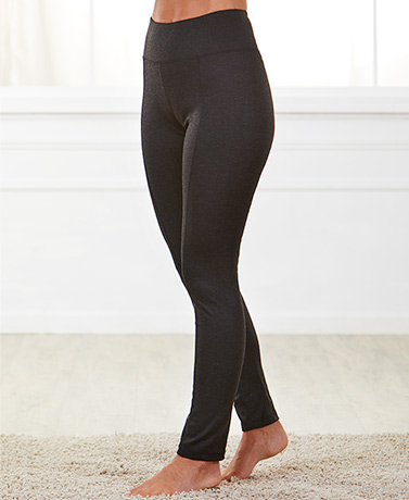 High-Waist Tummy Tucker Ponte Pants