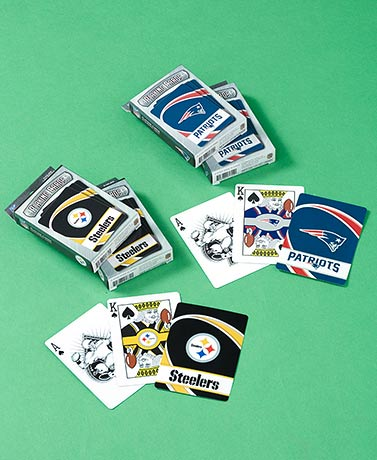 Sets of 2 NFL Playing Cards
