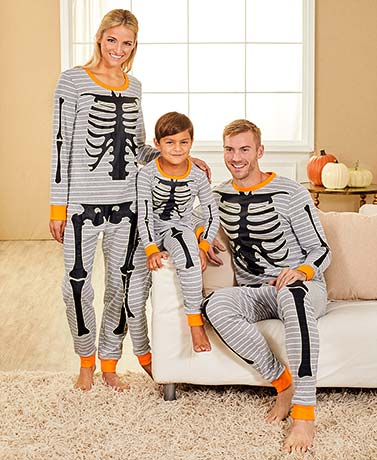 Family Glow-in-the-Dark Pajamas