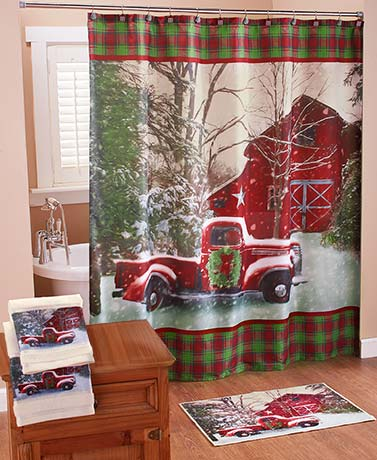 Home for the Holidays Bathroom Collection