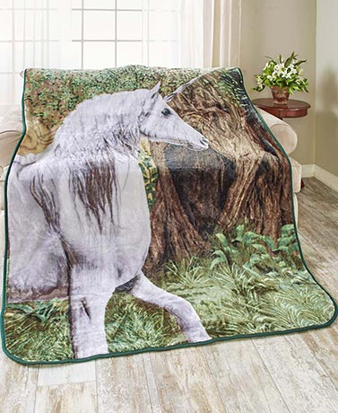 "Jumbo 60"" x 80"" High-Pile Throws"