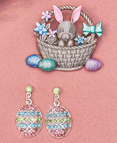 Novelty Easter Jewelry Collection