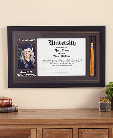 Personalized Graduation Collage Frame