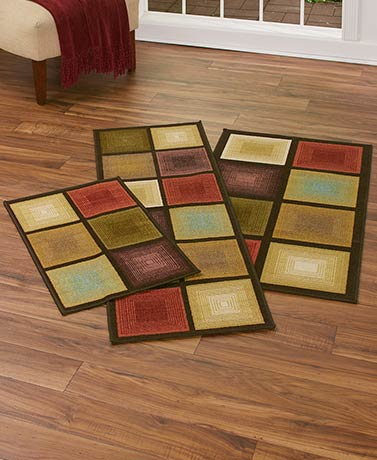 Optics Rug Collection