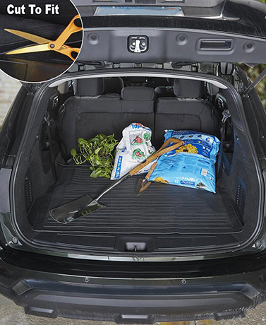 Trimmable Car Trunk Mat