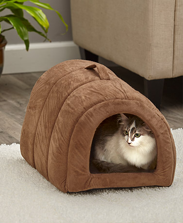Cozy Igloo Pet Beds