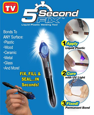 5 Second Fix™