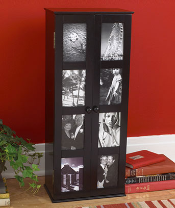Photo Frame CD & DVD Cabinets