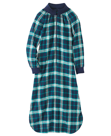 Plaid Flannel Loungers