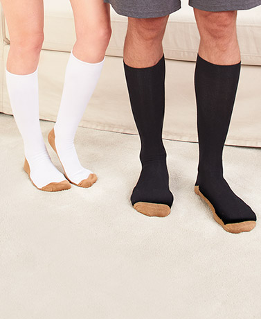 Copper-Infused Compression Socks