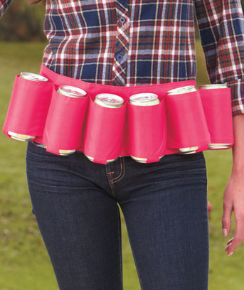 6-Pack Drink Holsters