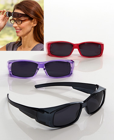 Fit Over Polarized Sunglasses