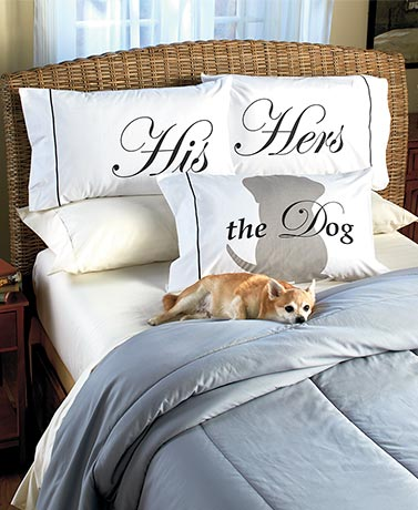 Pet Lovers Pillowcases