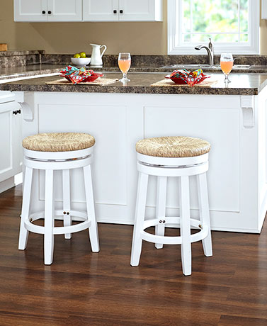 "31"" Swivel Seat Bar Stools"