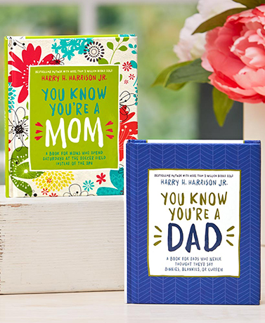 You Know You're a Mom or Dad Books