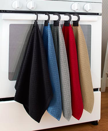 RITZ® Hook & Hang Oversized Utility Towels