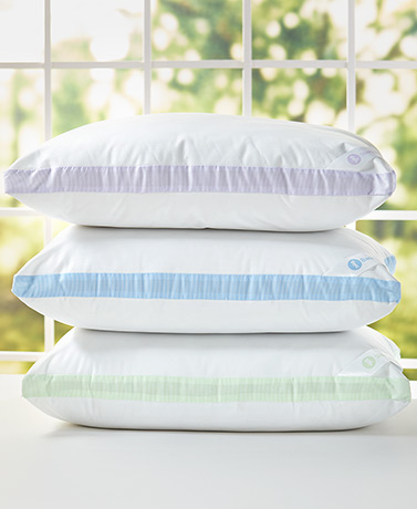 Iso-Pedic™ Cooling Sleep Pillows