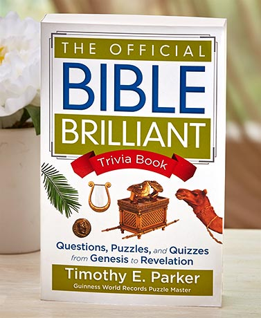 The Bible Brilliant Trivia Book