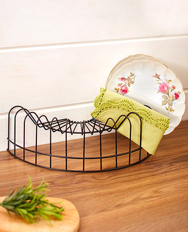 Farmhouse Dish Racks