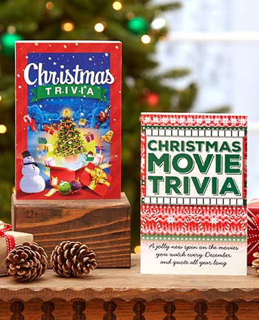 Christmas Trivia Books