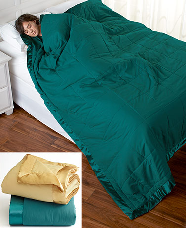 Down-Alternative Bed Blankets