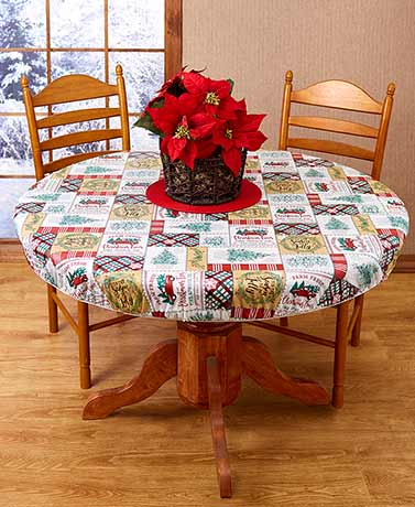 Custom Fit Seasonal Table Covers