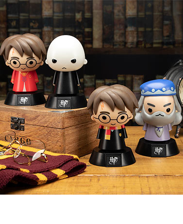 Collectible LED Harry Potter Figures