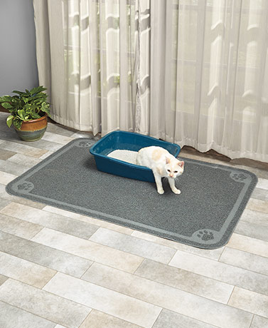 Oversized Cat Litter Box Mats
