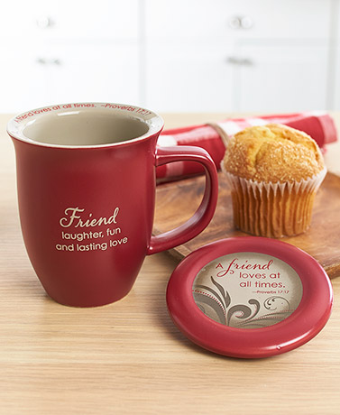 Special People Coaster & Mug Sets