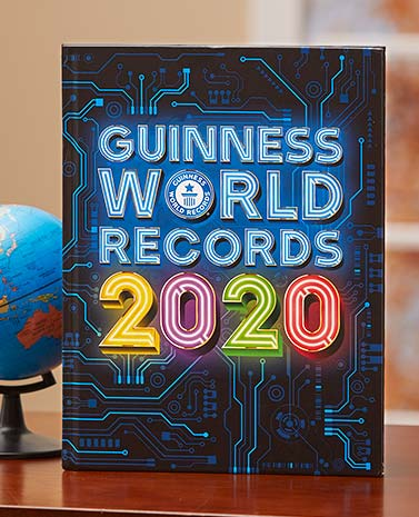 2020 Guinness World Records Book