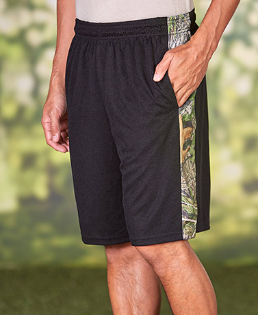 Men's Mossy Oak™ Athletic Shorts
