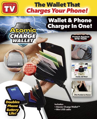 Atomic Charge Wallet™