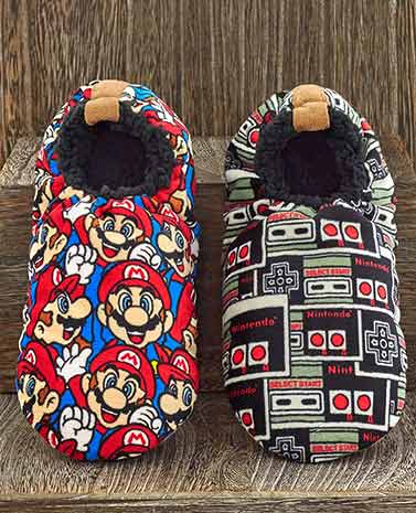 Men's Fuzzy Babba™ Slippers